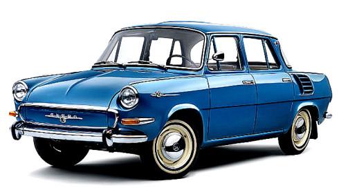 Včera 20. března 2014 ŠKODA 1000 MB oslavila padesátiny a moderní kompaktní následník modelu ŠKODA Octavia debutoval 21. března 1964