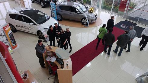 """Toyota vás zve na jarní """"Testovací víkend"""", který proběhne již tento víkend 15. – 16. března 2014 u všech autorizovaných prodejců Toyota v ČR"""