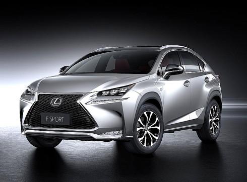 Automobilka Lexus představí zcela nový středně velký crossover prémiové třídy Lexus NX již 20. dubna 2014 na mezinárodním autosalonu v Pekingu