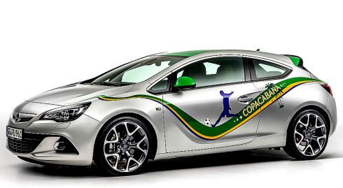 Nový akční model Astra Copacabana přináší brazilské slunce a temperament i na evropské silnice, v prodeji na našem trhu od dnešního dne – 1.dubna