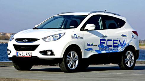 Společnost Hyundai Motor se stala součástí největšího celoevropského projektu, zaměřeného na provoz osobních vozů s palivovými články