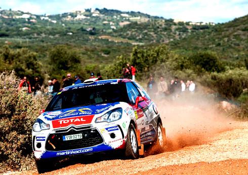 Martin Koči se spolujezdcem Lukášem Kostkou poprvé v kariéře vstoupili na pódium Juniorských mistrovství světa v rally JWRC