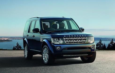 """Land Rover uvedl u příležitosti oslav 25. výročí LR Discovery speciální edici LR Discovery """"Anniversary"""" a také speciální edici Range Rover Evogue """"Czech Edition"""""""