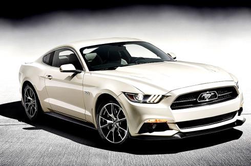 Padesát let po premiéře jednoho z nejobdivovanějších automobilů na světě přichází Ford s limitovanou sérií nového Mustangu