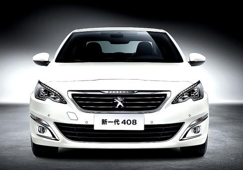 Peugeot na Pekingském autosalonu představil ve světové premiéře nový elegantní a důstojný sedan Peugeot 408