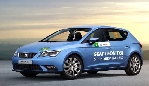 Autoperiskop.cz  – Výjimečný pohled na auta - Flotila SEATů Leon TGI na stlačený zemní plyn (CNG) se zúčastní ekologické soutěže, která se uskuteční v rámci 42. Rallye Český Krumlov ve dnech 2. až 3. května 2014