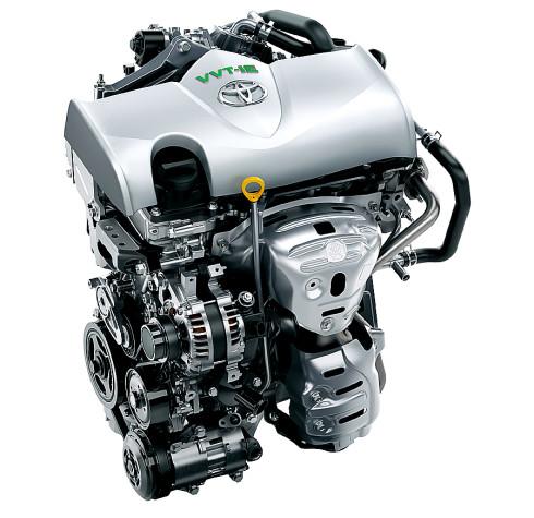 Toyota bude dále zlepšovat ekologické parametry svých vozů prostřednictvím několika nově vyvinutých vysoce hospodárných motorů s výjimečně dobrou tepelnou účinností