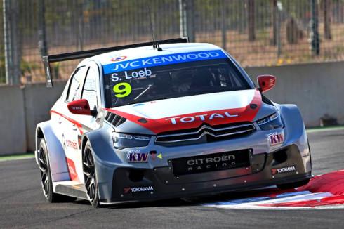 Citroën Racing má za sebou historicky úspěšný den na okruhu Moulay El Hassan v Marrákeši.