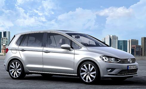 Volkswagen zahájil na českém trhu předprodej nového modelu Golf Sportsvan, který kráčí ve šlépějích úspěšného předchůdce Golf Plus