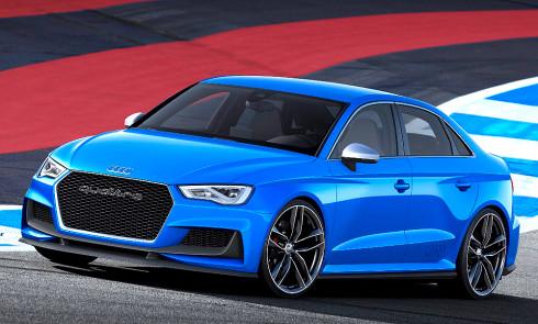 Audi představí dvě studie a deset sériově vyráběných modelů na letošním setkání u jezera Wörthersee (28. až 31. května)