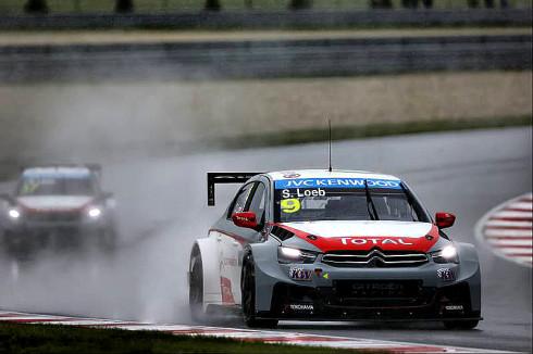 Loeb na Citroënu C-Elysée WTCC zvítězil na WTCC Slovakia Ring (10. – 11. 5. 2014)