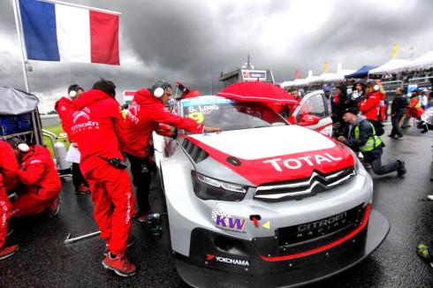V nabitém kalendáři WTCC čeká Citroën – rakouský Salzburgring (23. – 25.května 2014)