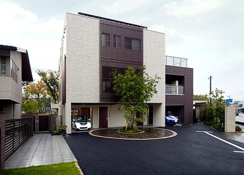 Společnosti Honda, Toshiba a Sekisui House v japonském městě Saitama vybudovaly nový ukázkový a zkušební dům