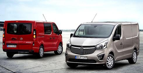 Opel na autosalonu v Birminghamu představil ve světové premiéře Vivaro nové generace a modernizovaný Opel Movano s novými, výkonnými a zároveň úspornými motory