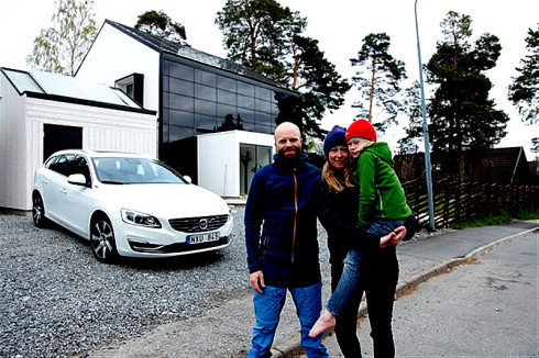 """Třetí rok projektu """"One Tonne Life"""" – průkopnického revolučního projektu automobilky Volvo a dalších společností dokazuje, že se dá žít v harmonii s životním prostředím"""
