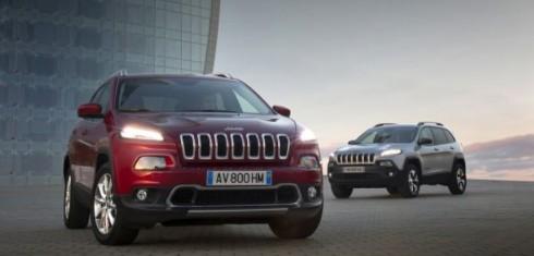 Připomeňme si – Nový Jeep® Cherokee z 84. mezinárodním autosalonu v Ženevě
