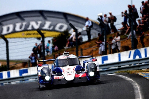 Autoperiskop.cz  – Výjimečný pohled na auta - Závodní tým TOYOTA Racing je plně připraven na závod 24 hodin Le Mans (14. až 15. června)