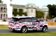 Autoperiskop.cz  – Výjimečný pohled na auta - Range Rover Sport SVR zabodoval u diváků v Goodwoodu