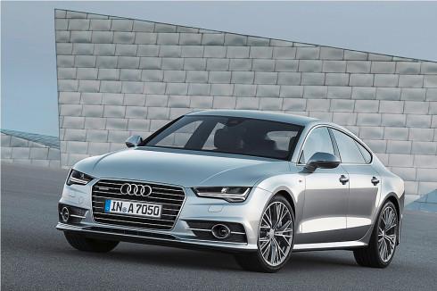 Autoperiskop.cz  – Výjimečný pohled na auta - Audi uvádí na český trh modernizovaný model Audi A7 Sportback a jeho vysokovýkonnou variantu S7 Sportback
