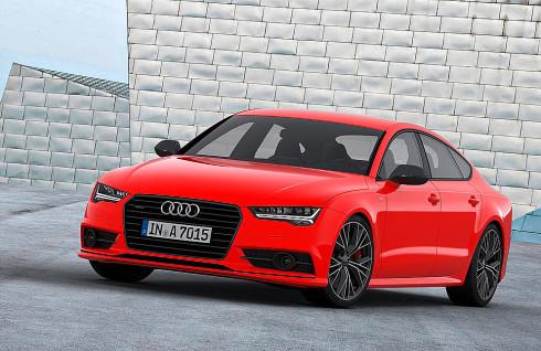 Autoperiskop.cz  – Výjimečný pohled na auta - Speciální edici Audi A7 Sportback 3.0 TDI competition k oslavě 25 let Audi TDI můžete objednávat od začátku srpna, základní cena činí 72 000 eur