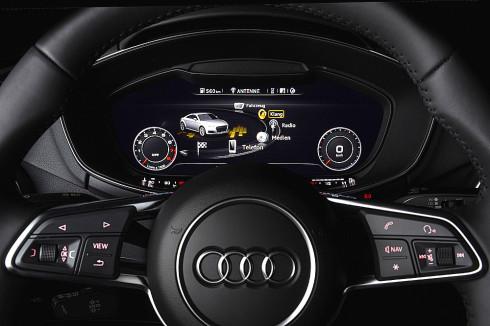 Autoperiskop.cz  – Výjimečný pohled na auta - Nové Audi TT dokazuje svou inovační sílu také v sektoru hi-fi