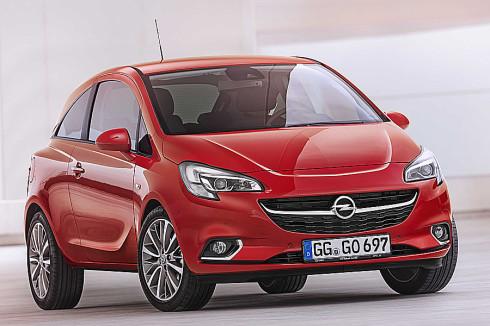 Autoperiskop.cz  – Výjimečný pohled na auta - Opel představil novou Corsu již páté generace, která bude mít světovou premiéru na pařížském autosalonu (4. – 19. října 2014)