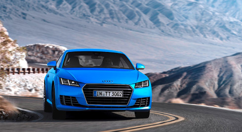 Autoperiskop.cz  – Výjimečný pohled na auta - Nové Audi TT pozoruhodným způsobem spojuje dynamiku a hospodárnost