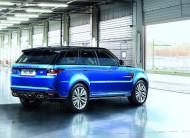 Autoperiskop.cz  – Výjimečný pohled na auta - Range Rover Sport SVR se představí v celosvětové premiéře 14. srpna v Pebble Beach, ale objednat si ho můžete již nyní