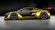 Autoperiskop.cz  – Výjimečný pohled na auta - Nový Renault Sport R.S. 01 – závodní vozidlo s neobyčejným stylem a nestandardními výkony (podrobná informace)