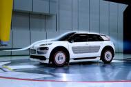 Autoperiskop.cz  – Výjimečný pohled na auta - Koncepční vůz Citroen C4 Cactus Airflow 2L se spotřebou 2 l na 100 km se představí na říjnovém pařížském autosalonu (podrobná informace)
