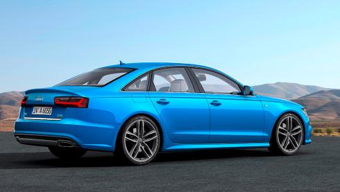 Autoperiskop.cz  – Výjimečný pohled na auta - Nové Audi A6 a A6 Avant – úspěšný manažerský vůz Audi A6  rozsáhle přepracovaný s dodáním zákazníkům již na podzim 2014
