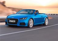 Autoperiskop.cz  – Výjimečný pohled na auta - Audi představí na nadcházejícím říjnovém pařížském autosalonu nové dvoumístné modely TT Roadster a TTS Roadster již třetí generace