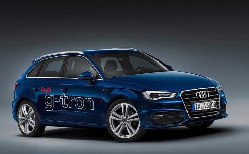 Autoperiskop.cz  – Výjimečný pohled na auta - Nové Audi A3 Sportback g-tron s celkovým dojezdem 1300 km s náklady na palivo 0,83 Kč/km
