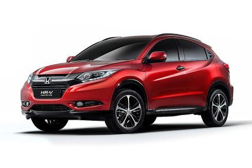 Autoperiskop.cz  – Výjimečný pohled na auta - Honda představí ve světové premiéře 2, října na pařížském autosalónu prototyp nového malého SUV model HR-V