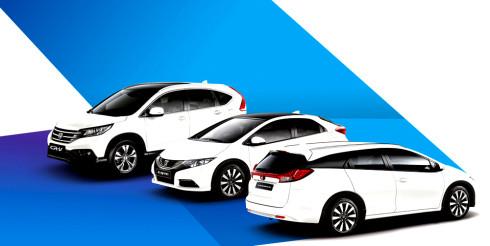 Autoperiskop.cz  – Výjimečný pohled na auta - Mimořádně výhodná aktuální nabídka na vybrané modely Honda