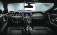 Autoperiskop.cz  – Výjimečný pohled na auta - Nové Infiniti QX70S Design s novým odstínem černé jako temná chromová ve světové premiéře na říjnovém autosalonu v Paříži