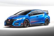 Autoperiskop.cz  – Výjimečný pohled na auta - Na autosalónu v Paříži představí Honda ve čtvrtek 4.října netrpělivě očekávaný model Civic Type R