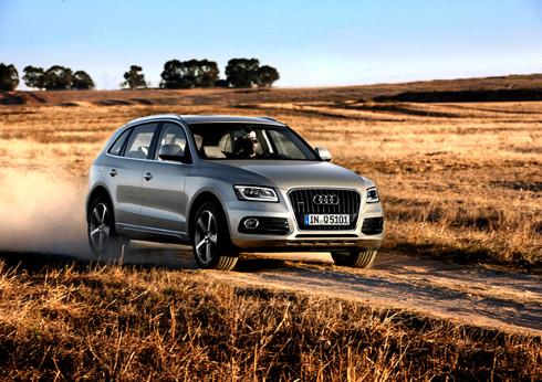 Autoperiskop.cz  – Výjimečný pohled na auta - Výhodné akční pakety pro luxusní Audi Q5 se zvýhodněním 70 000 Kč včetně DPH
