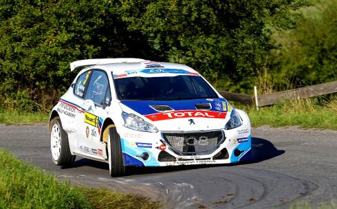 Autoperiskop.cz  – Výjimečný pohled na auta - Peugeot na víkendovém Barum Czech Rally Zlín (29. – 31. srpna 2014)