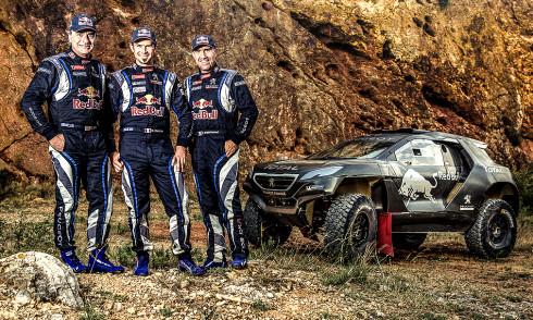 Autoperiskop.cz  – Výjimečný pohled na auta - Peugeot 2008 DKR odpočítává testovací kilometry – termín Rally Dakar se rychle blíží