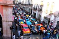 Autoperiskop.cz  – Výjimečný pohled na auta - V šesté předposlední etapě La Carrera Panamericana 2014 Czech Republic Rally Team opět úspěšný
