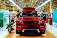 Autoperiskop.cz  – Výjimečný pohled na auta - Společnost Jaguar Land Rover otevřela nový výrobní závod v Číně