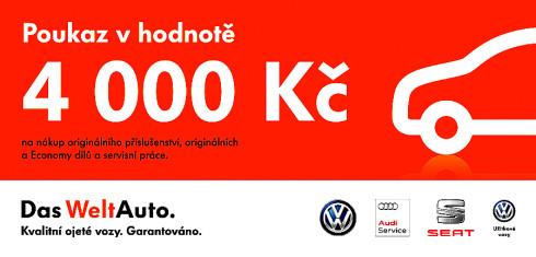 """Autoperiskop.cz  – Výjimečný pohled na auta - Celosvětová značka Das WeltAuto od 1. října zahájila novou akci s názvem """"Servisní poukaz Das WeltAuto"""""""