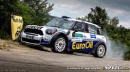 Autoperiskop.cz  – Výjimečný pohled na auta - V. Pech jun. s P. Uhlem s vozem MINI John Cooper Works 1,6 turbo před závěrečnou Rally Příbram, která startuje již zítra v sobotu 4. října