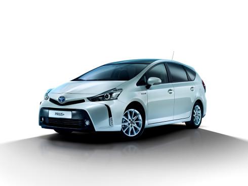 Autoperiskop.cz  – Výjimečný pohled na auta - Výrazně modernizovaná Toyota Prius+, jediný sedmimístný model s plně hybridním pohonem v prodeji v Evropě již od ledna 2015