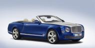Autoperiskop.cz  – Výjimečný pohled na auta - Nový vrcholový otevřený Bentley byl včera 19.listopadu představen na autosalonu v Los Angeles