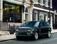 Autoperiskop.cz  – Výjimečný pohled na auta - Land Rover a Holland & Holland společně představily nejluxusnější Range Rover všech dob.