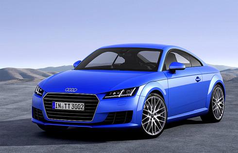 Autoperiskop.cz  – Výjimečný pohled na auta - Nové Audi TT a TTS – třetí generace kompaktního sportovního vozu v prodeji na našem trhu