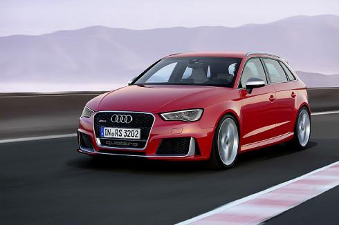 Autoperiskop.cz  – Výjimečný pohled na auta - Audi představuje nový model RS 3 Sportback, nejvýkonnější vůz kompaktní třídy v prémiovém segmentu