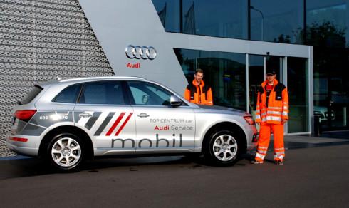 Autoperiskop.cz  – Výjimečný pohled na auta - Řidiči automobilů Audi se mohou na svých cestách spolehnout, že dorazí do cíle za všech okolností